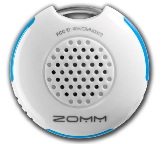 zomm wireless bluetooth