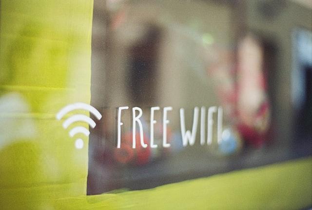 Set Up Free Wi-Fi