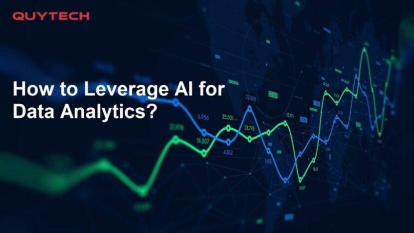 Leverage AI for Data Analytics