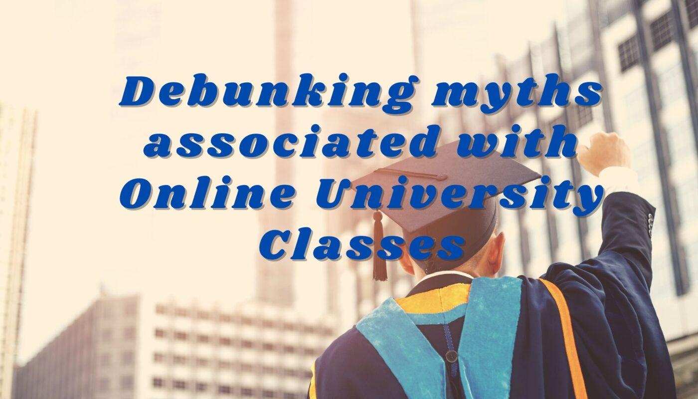 Online University Classes