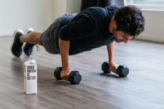 GET A PROFESSIONAL GYM-LIKE FLOORING FOR YOUR HOME GYM