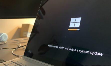 Computer Won't Start After Windows Update