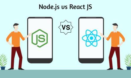 Node.js and React.js