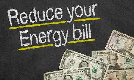 reduce energy use