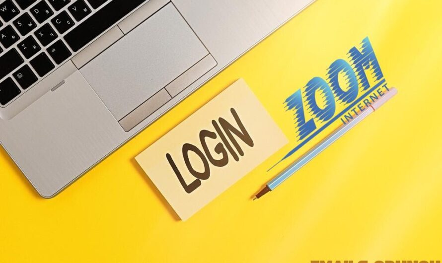 Accessing Your Zoom Internet Email Account