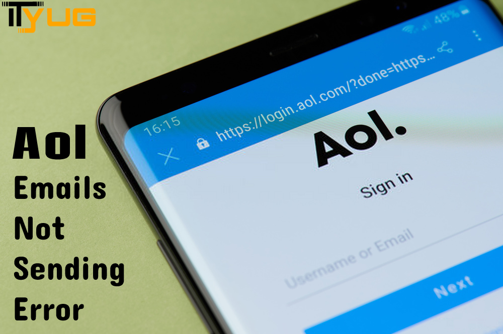 Aol Emails Not Sending Error