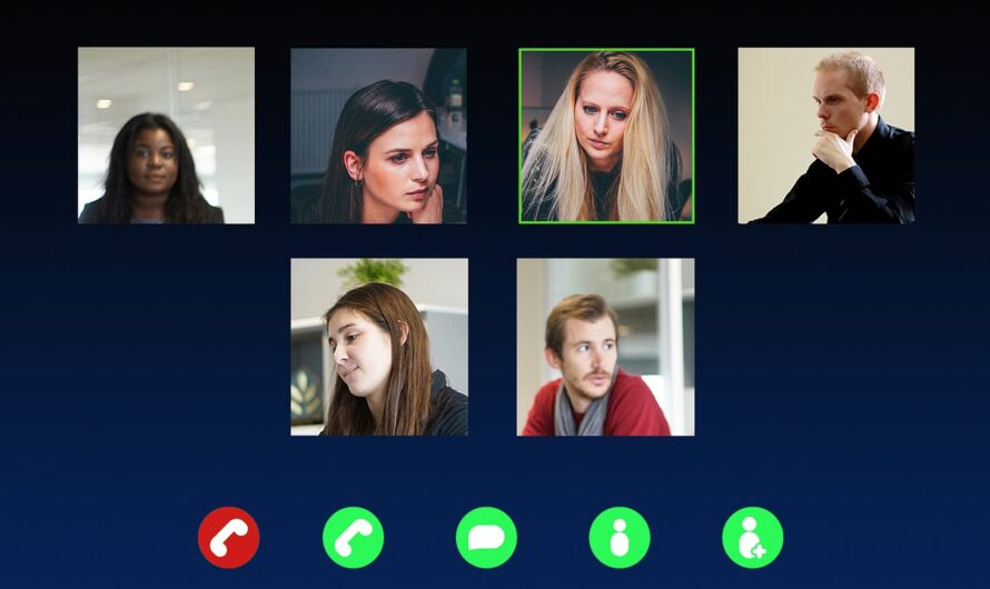 The Rise of Video Conferencing: Covid Impact