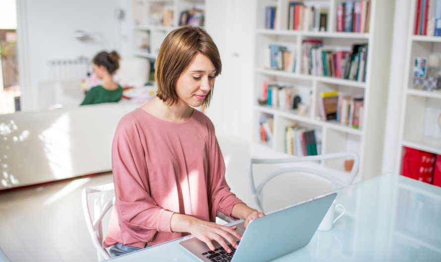 Top 5 Tips to Stay Productive When Working From Home in 2021